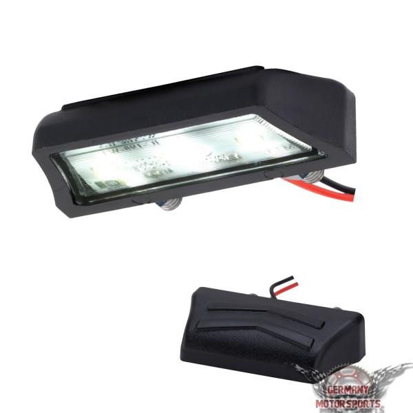 LED Kennzeichen Beleuchtung X8