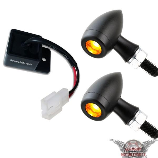 LED Blinker Bullet HP + Relais