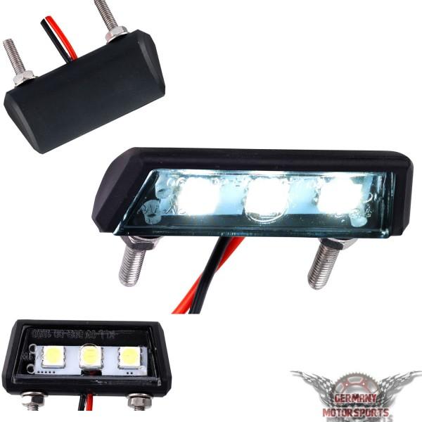 LED Kennzeichen Beleuchtung X3
