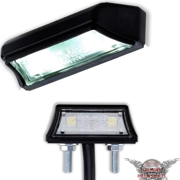 LED Kennzeichen Beleuchtung X7