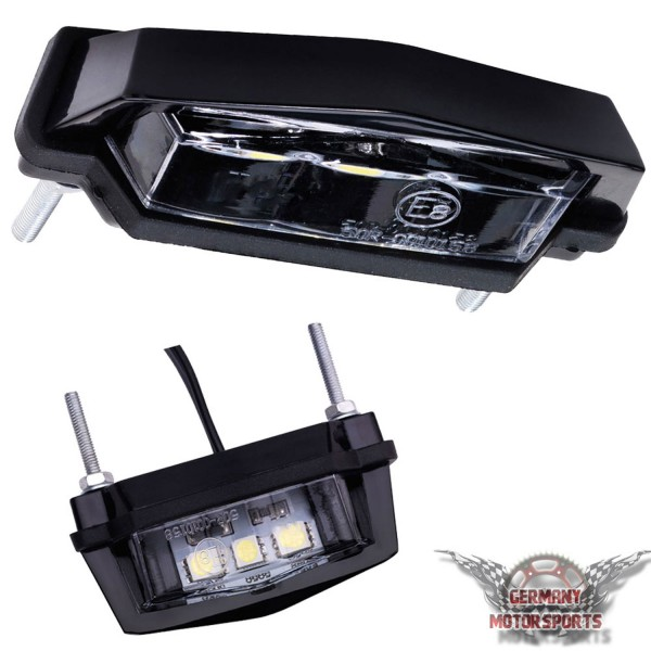 LED Kennzeichen Beleuchtung X6