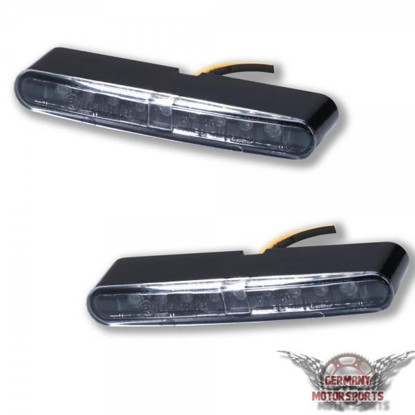 LED Blinker Stripe schwarz